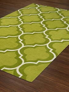 Dalyn Infinity IF-3 Lime Rug